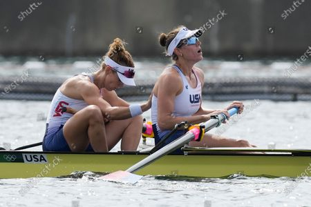 Editorial image of Olympics Rowing, Tokyo, Japan - 28 Jul 2021