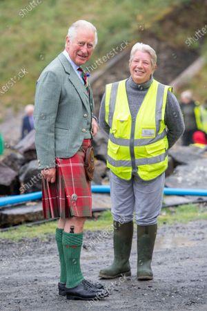 Prince Charles visit to Caithness and Shetland, Scotland