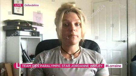 Editorial picture of 'Lorraine' TV Show, London, UK - 29 Jul 2021