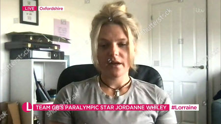 Stock Picture of Jordanne Whiley