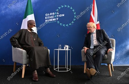 Editorial picture of Global Education Summit in London, United Kingdom - 29 Jul 2021