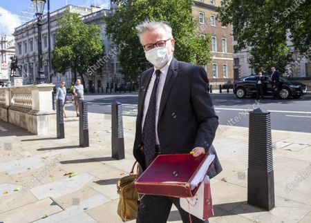 Editorial image of Politicians in London, Westminster, London, UK - 29 Jul 2021