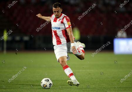 Milan Rodic Crvena Zvezda