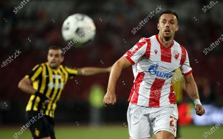 Stock Photo of Milan Rodic Crvena Zvezda