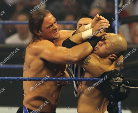 Drew McIntyre and Kaval