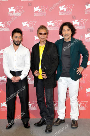 Takayuki Yamada, Director Takashi Miike, Koji Yakusho