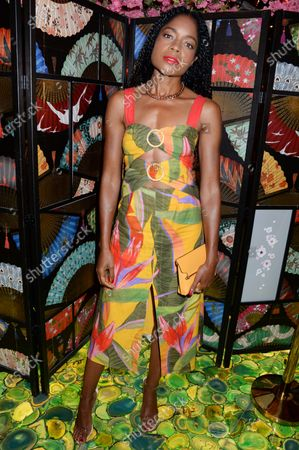 Editorial picture of The Ivy Asia, Chelsea Launch Party, London, UK - 29 Jul 2021