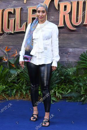 Stock Picture of Mariah Idrissi