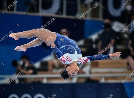 Editorial image of Gymnastics - Artistic - Olympics: Day 6, Tokyo, Japan - 29 Jul 2021