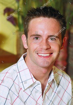 GMTV Diggin' It Presenter Liam Dolan