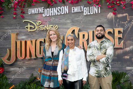 Editorial picture of 'Jungle Cruise' film premiere, London, UK - 29 Jul 2021