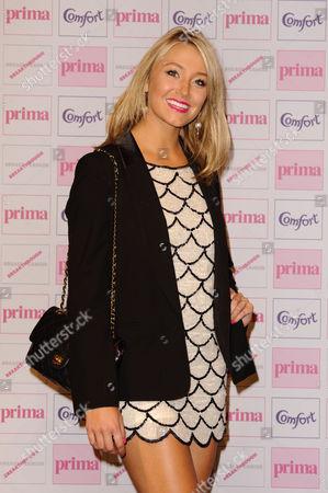 Editorial image of Comfort Prima High Street Fashion Awards, Battersea Evolution. London, Britain - 09 Sep 2010