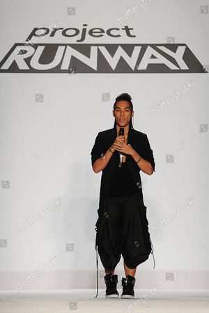 Editorial image of Project Runway Show Spring 2011, Mercedes-Benz Fashion Week, New York, America - 09 Sep 2010