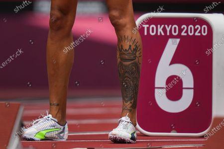 Editorial photo of Olympics Athletics, Tokyo, Japan - 30 Jul 2021