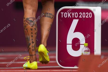 Editorial picture of Olympics Athletics, Tokyo, Japan - 30 Jul 2021