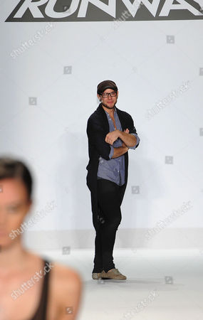 Editorial photo of Project Runway Show Spring 2011 Mercedes Benz Fashion Week, New York, America - 09 Sep 2010