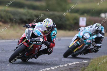 Editorial image of Armoy Road Races, Motorbike Racing, Armoy, UK - 31 Jul 2021