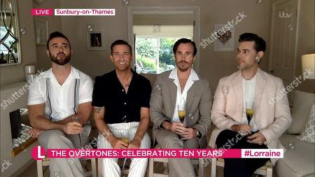 Editorial picture of 'Lorraine' TV Show, London, UK - 30 Jul 2021