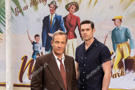 Grantchester - Robson Green and Tom Brittney reprise their roles as DI Geordie Keating and Reverend Will Davenport for the sixth series of the popular crime drama Grantchester.