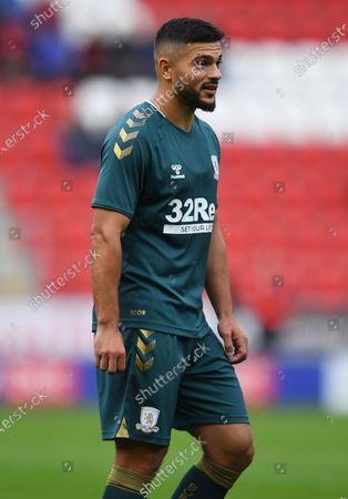 Sam Morsy of Middlesbrough