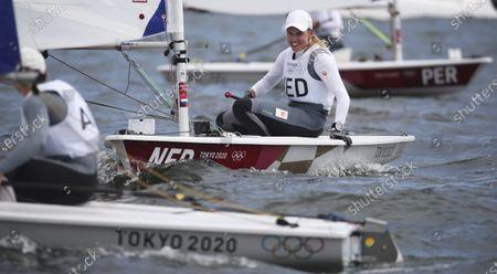Editorial picture of Olympic Games 2020 Sailing, Enoshima, Japan - 30 Jul 2021