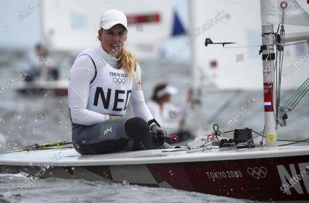 Editorial photo of Olympic Games 2020 Sailing, Enoshima, Japan - 30 Jul 2021