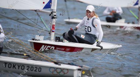 Editorial image of Olympic Games 2020 Sailing, Enoshima, Japan - 30 Jul 2021