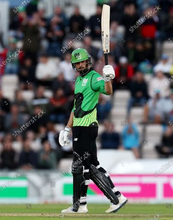 Editorial picture of Southern Brave v Birmingham Phoenix, The Hundred, Cricket, The Ageas Bowl, Southampton, UK - 30 July 2021