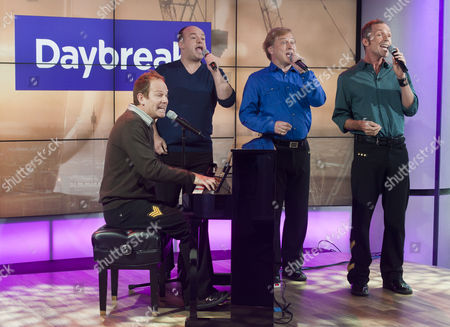 Stock Image of 4 Poofs and a Piano - Ian Parkin, Stephen de Martin, David Roper and David Wickenden
