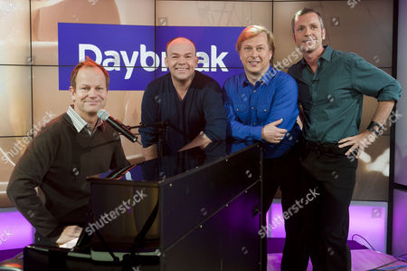 Editorial image of 'Daybreak' TV Programme, London, Britain. - 10 Sep 2010