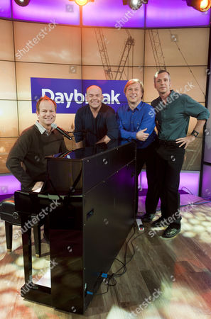 4 Poofs and a Piano - Ian Parkin, Stephen de Martin, David Roper and David Wickenden
