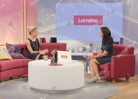 Editorial picture of 'Lorraine Live' TV Programme, London, Britain. - 10 Sep 2010