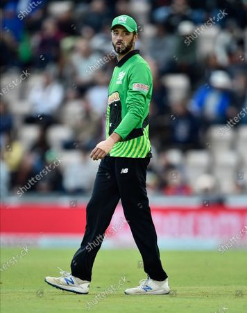 James Vince of Southern Brave during the The Hundred match between Southern Brave and Birmingham Phoenix Men at the Ageas Bowl, Southampton