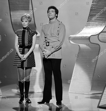 Stock Image of Tom Jones and Shani Wallis