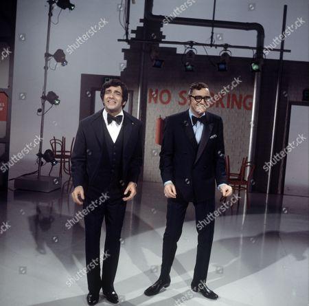 Frankie Vaughan and Pat Cooper
