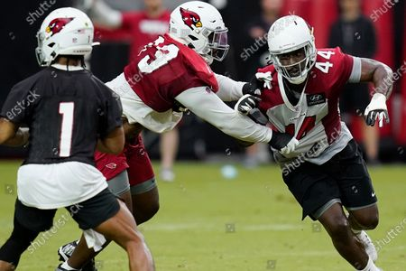 Editorial image of Cardinals Football, Glendale, United States - 30 Jul 2021