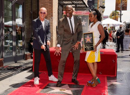 Editorial photo of Terry Crews Honored With a Star on the Hollywood Walk of Fame, Los Angeles, United States - 30 Jul 2021
