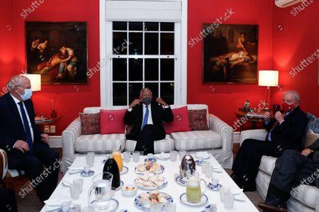 Editorial picture of President of Portugal Marcelo Rebelo de Sousa visits Brazil, Sao Paulo - 30 Jul 2021