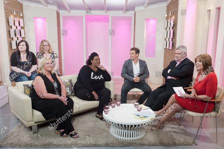 Editorial image of 'This Morning' TV Programme, London, Britain - 10 Sep 2010