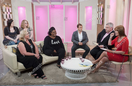 Editorial picture of 'This Morning' TV Programme, London, Britain - 10 Sep 2010