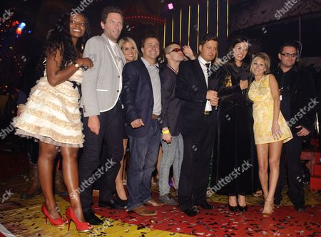 Editorial photo of 'Ultimate Big Brother' TV programme, Final, Elstree, Britain - 10 Sep 2010