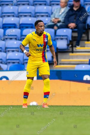 Crystal Palace defender Nathaniel Clyne (17) during the Pre-Season Friendly match between Reading and Crystal Palace at the Madejski Stadium, Reading