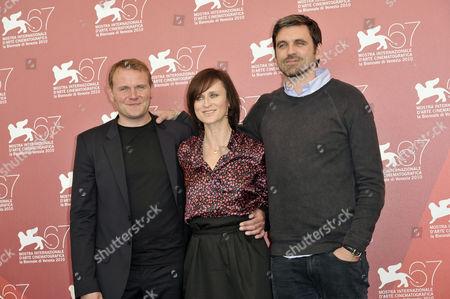 Devid Striesow, Sophie Rois, Sebastian Schipper