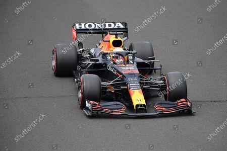Max Verstappen (NEL #33), Red Bull Racing Honda