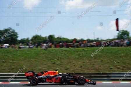 Stock Picture of Max Verstappen (NEL #33), Red Bull Racing Honda