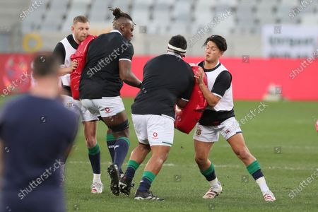 Editorial image of British and Irish Lions Rugby, Cape Town, South Africa - 31 Jul 2021