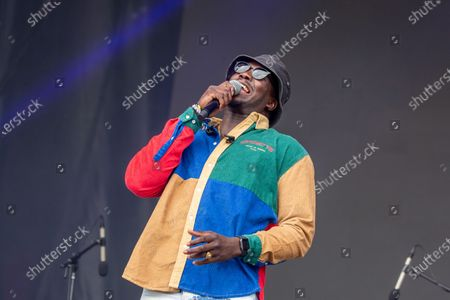 Editorial image of Lollapalooza Music Festival, Day 2, Chicago, USA - 30 Jul 2021