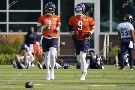 Editorial picture of Bears Football, Lake Forest, United States - 31 Jul 2021