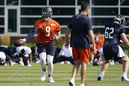 Editorial photo of Bears Football, Lake Forest, United States - 31 Jul 2021