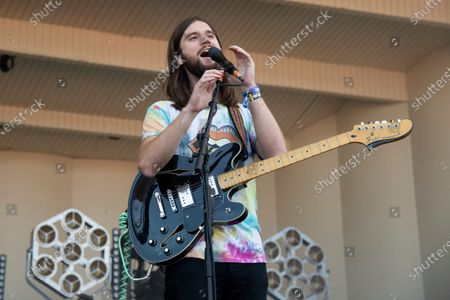 Editorial photo of 2021 Lollapalooza Music Festival - Day 3, Chicago, United States - 31 Jul 2021